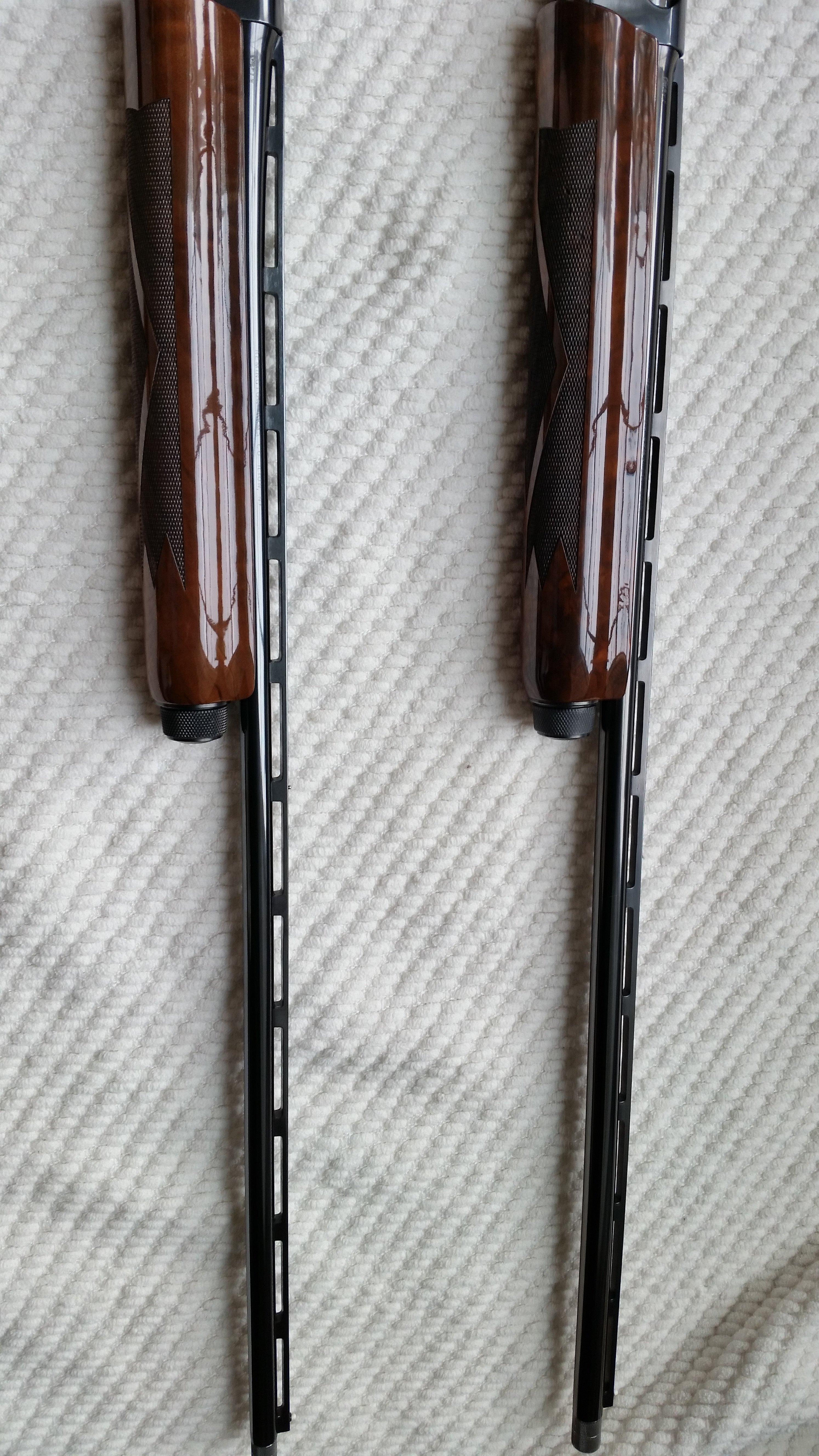 Sold - Remington 1100 sporting  410 and 28ga   Trap Shooters