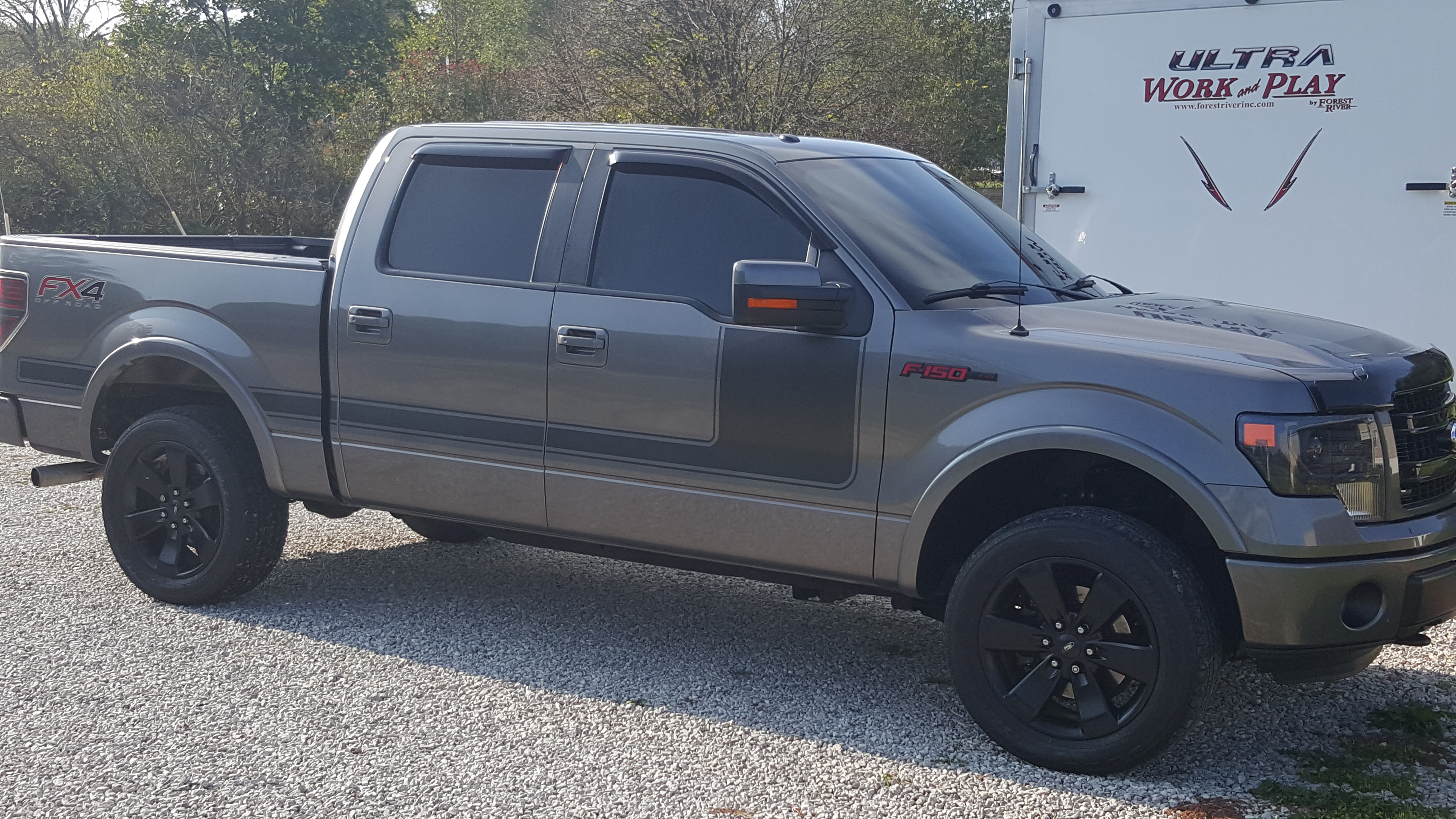 For sale 2013 ford f150 fx4 super crew ecoboost loaded 30995