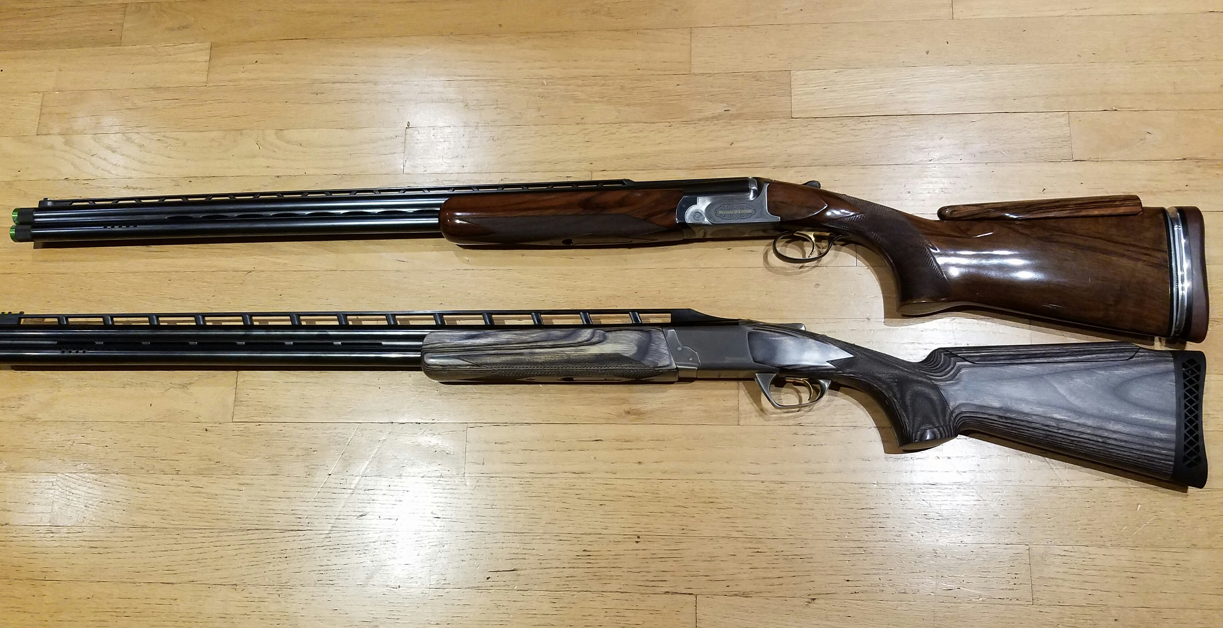 Cynergy trap combo question? | Trap Shooters Forum