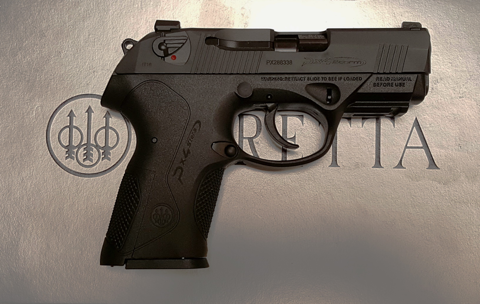 For Sale - Beretta PX4 Storm Concealed Carry   Trap Shooters