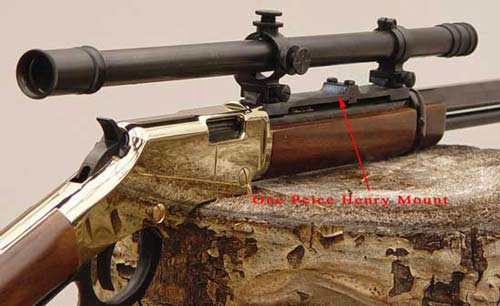 Would You Put A Scope On A Henry Rifle Trap Shooters Forum