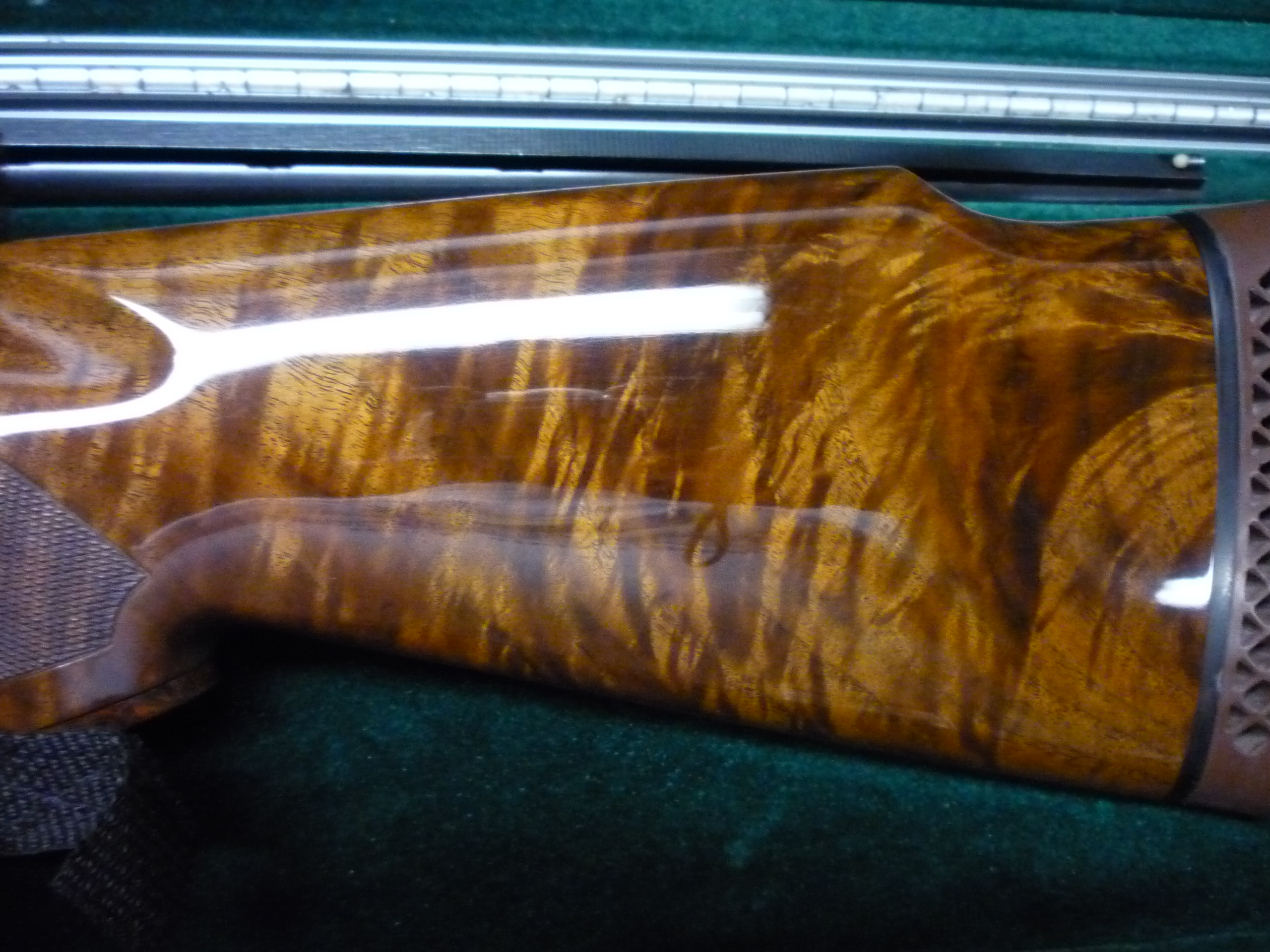 High Gloss Finish Trap Shooters Forum