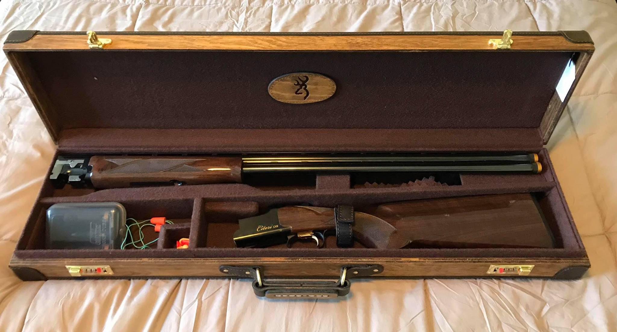 Browning Shotgun cases    | Trap Shooters Forum