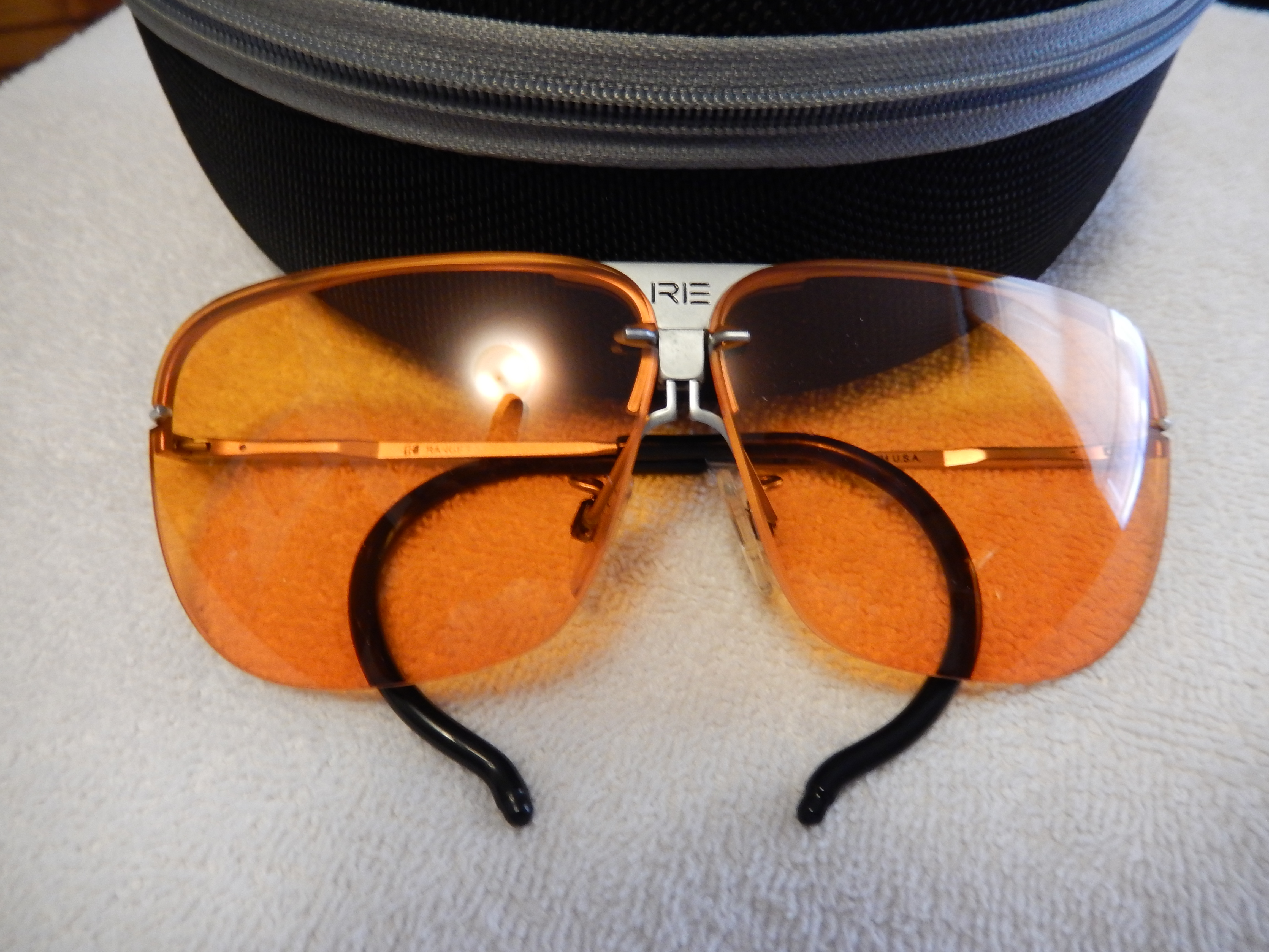 6b66d5c98c8c Clear Aviator Shooting Glasses « One More Soul