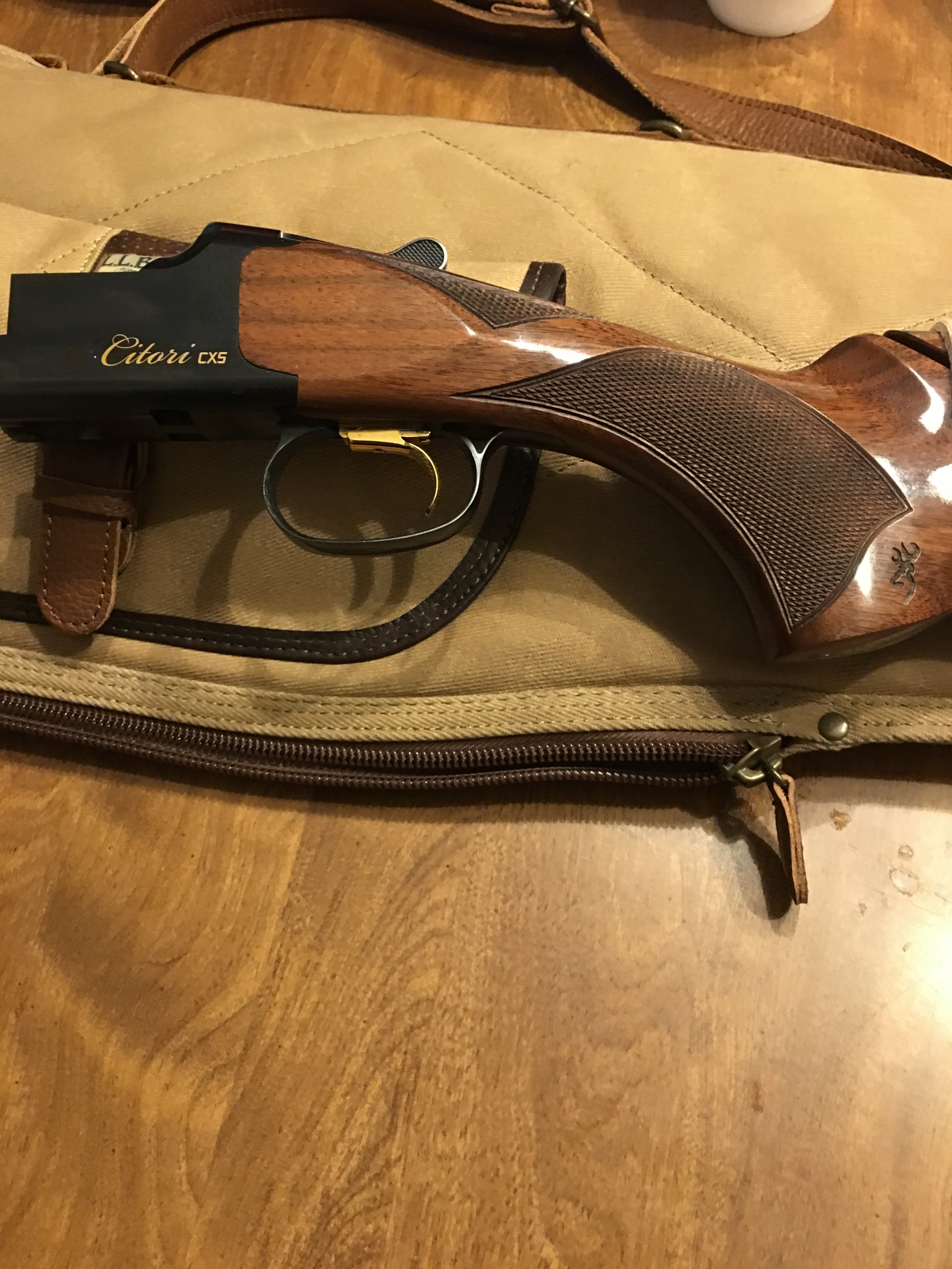 "For Sale - For sale Browning CXS 20 ga 32"" Lower Price"