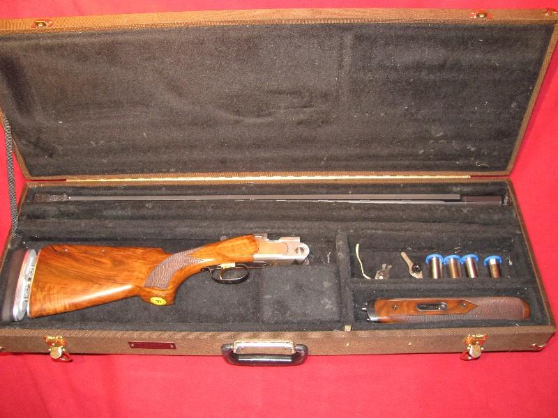 Beretta Trap Combo Beretta 682x Trap 32in Barrels