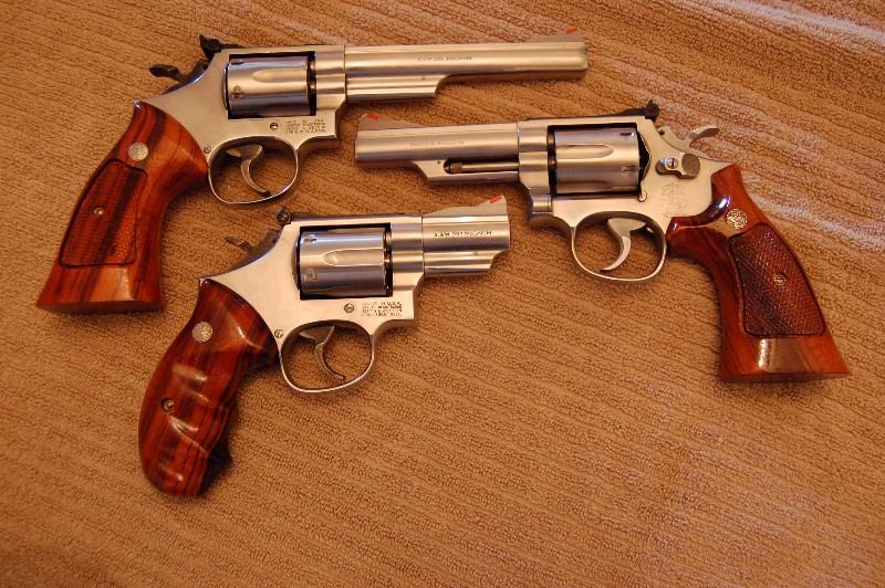 WTB/ smith and wesson wood grips | Trap Shooters Forum