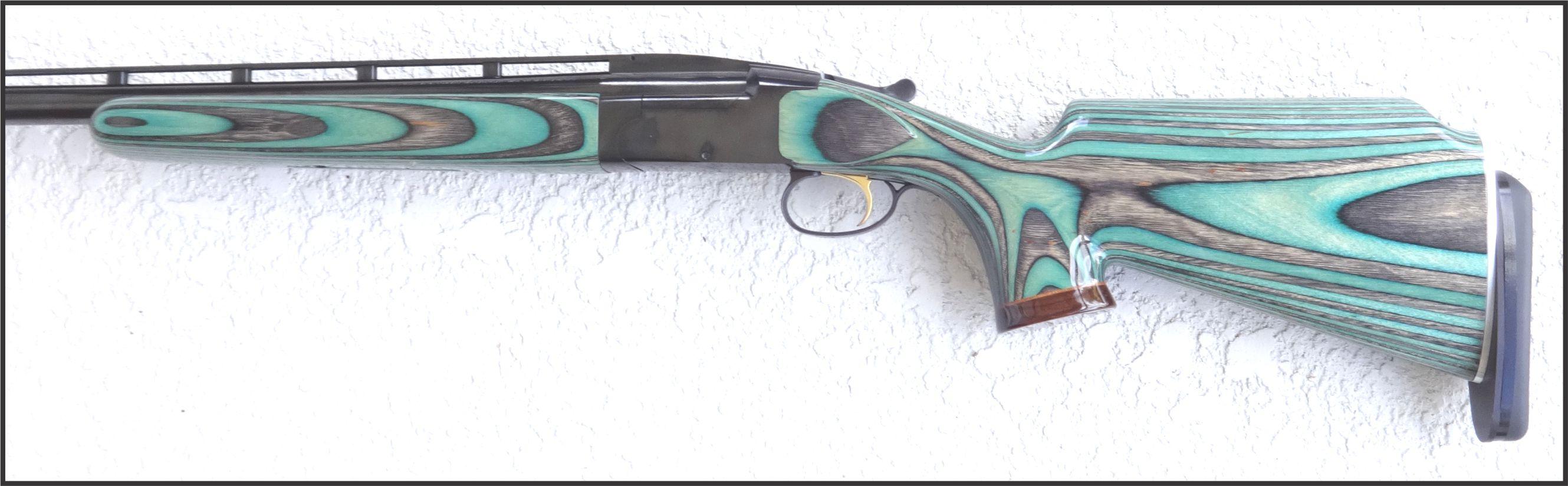 Laminated Gun Stocks