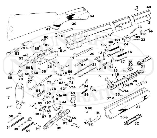 remington 3200 ejectors