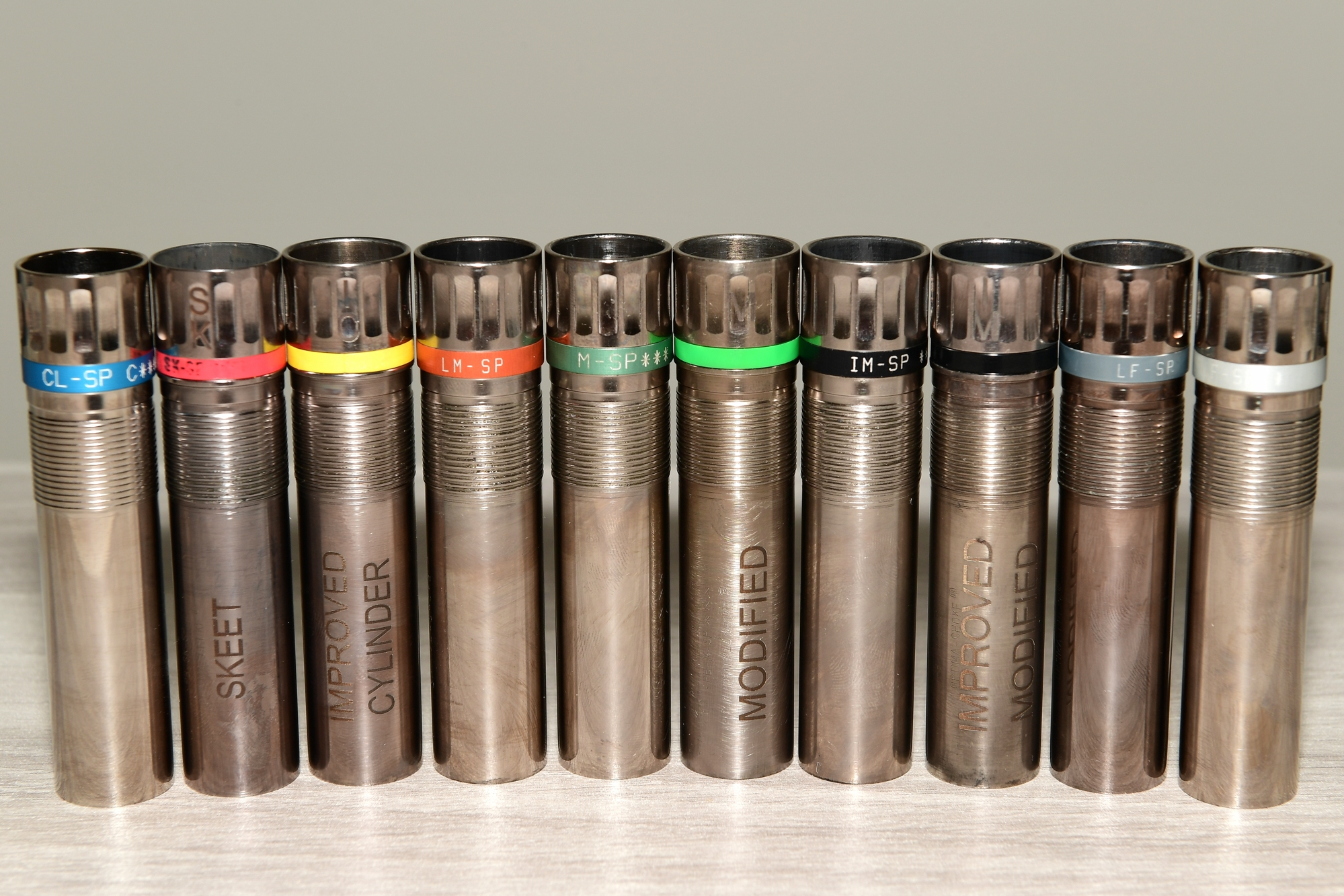 Sold Pending Funds - Factory Beretta Optima Extended Choke Tube Set