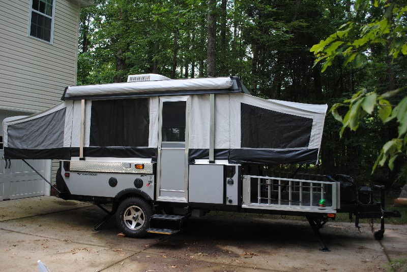 off road pop up camper for sale trap shooters forum. Black Bedroom Furniture Sets. Home Design Ideas