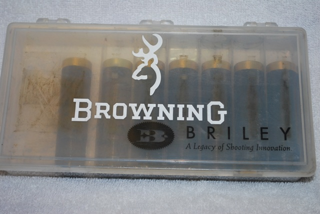 For Sale - Browning Invector Plus Midas Choke Set 12 Ga