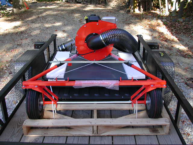 Dr Leaf And Lawn Vacuums Trap Shooters Forum