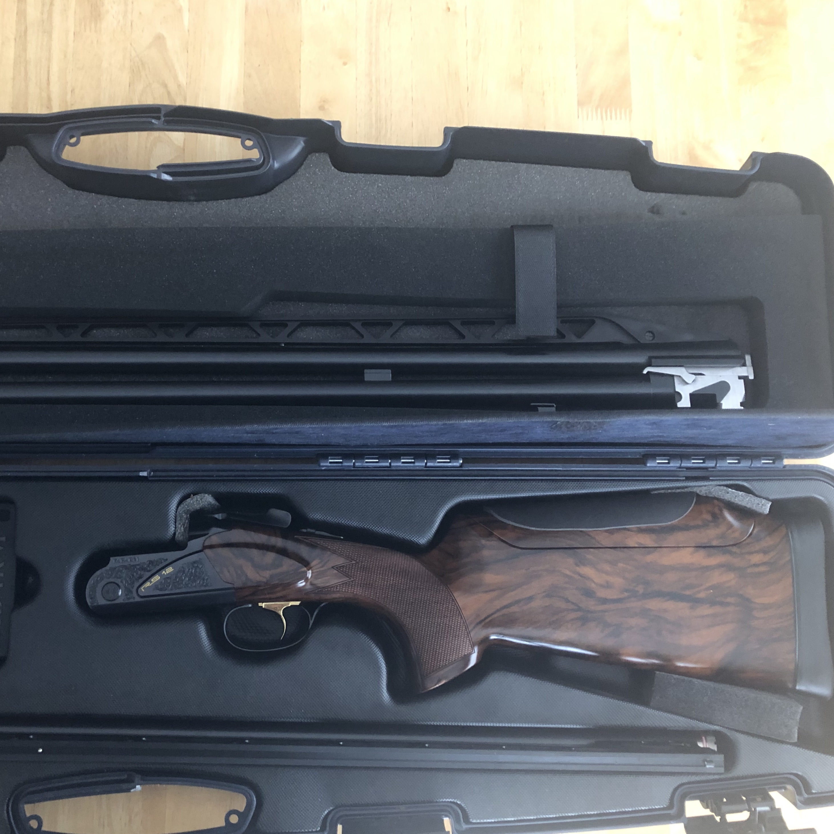 """For Sale - Fabarm Axis RS12 Trap Combo 34/32"""" 