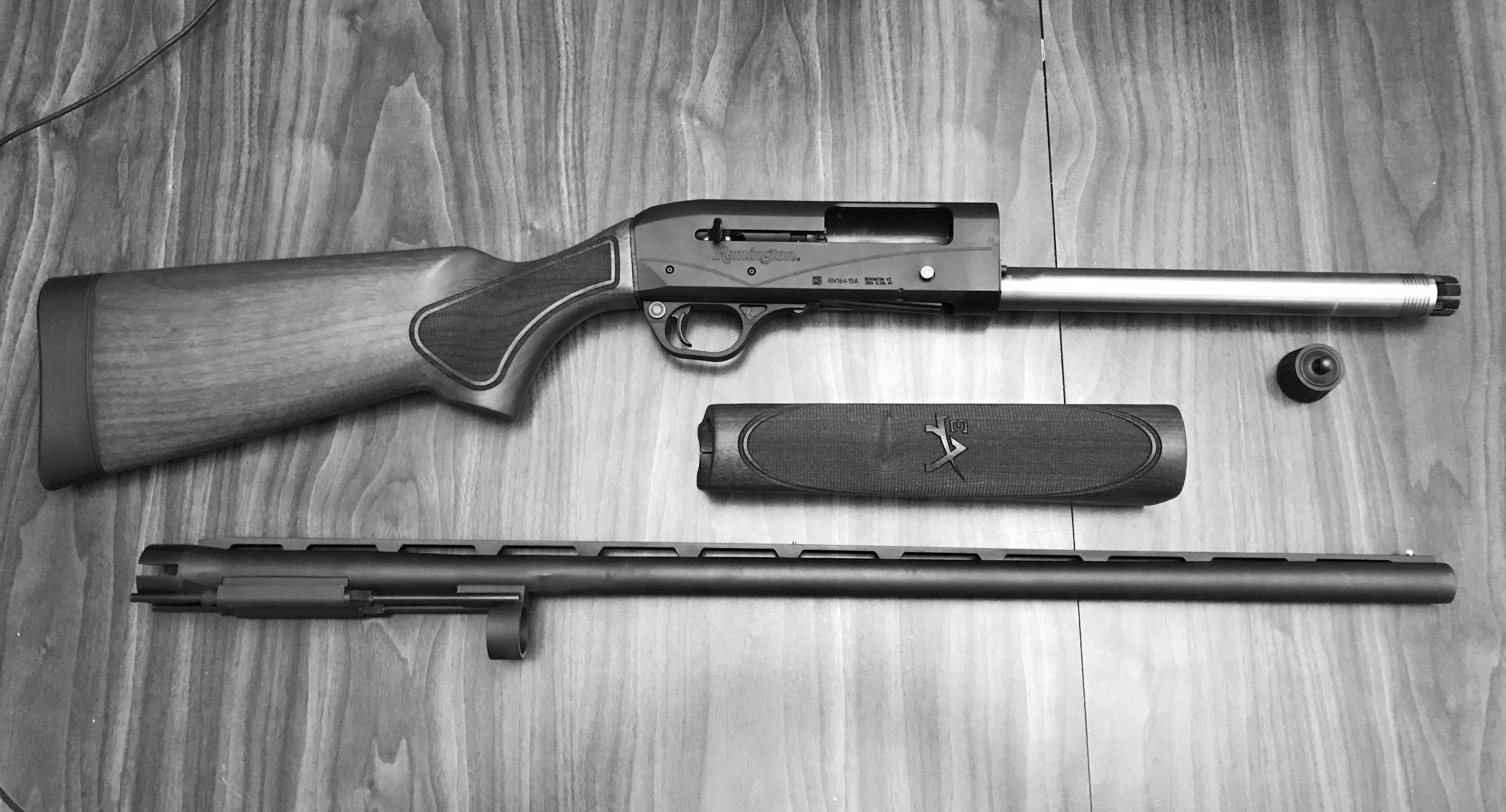 Shotgunworld com • Remington V3 continues to mature