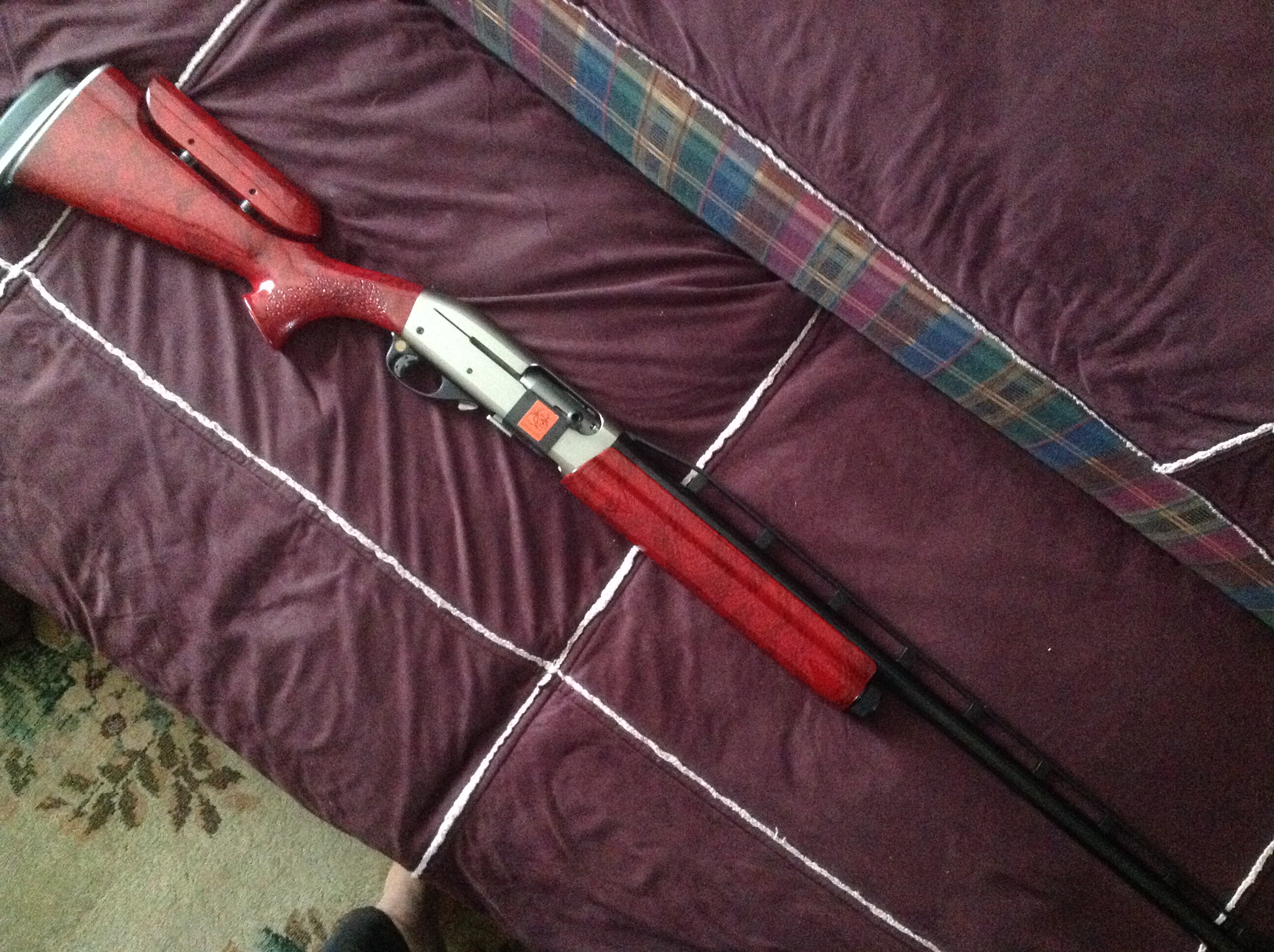 remington 1100 competition thoughts   Trap Shooters Forum