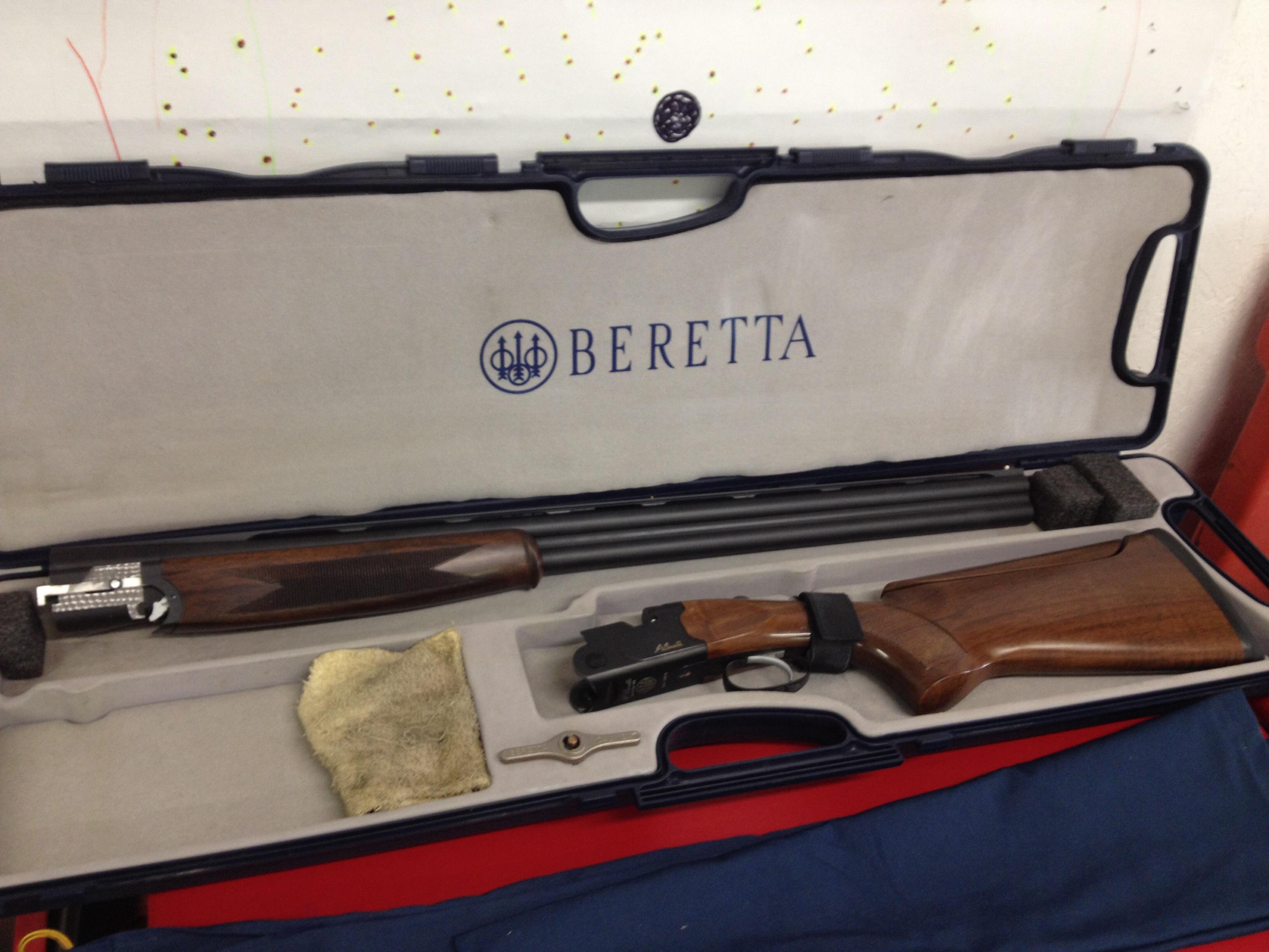 Sold Beretta 686 Onyx Sporting
