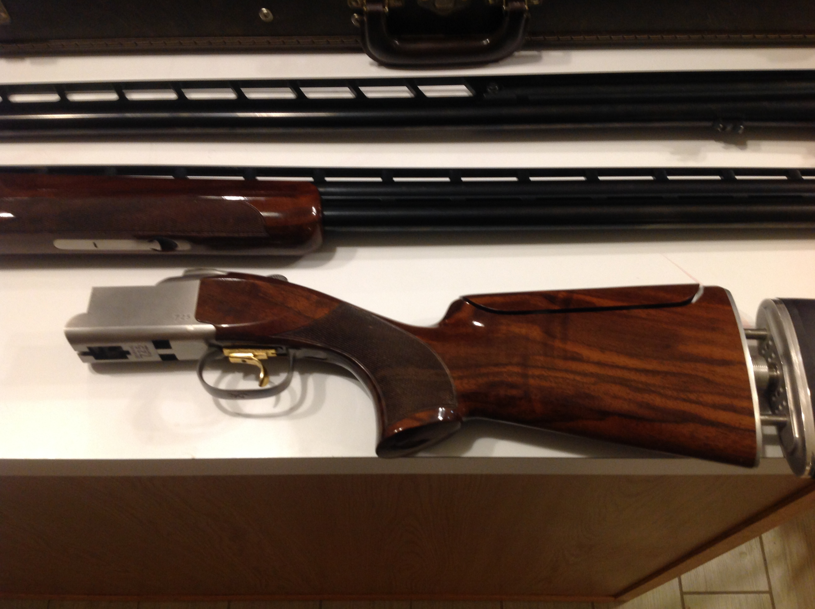 Sold Pending Funds - Browning 725 trap combo | Trap Shooters