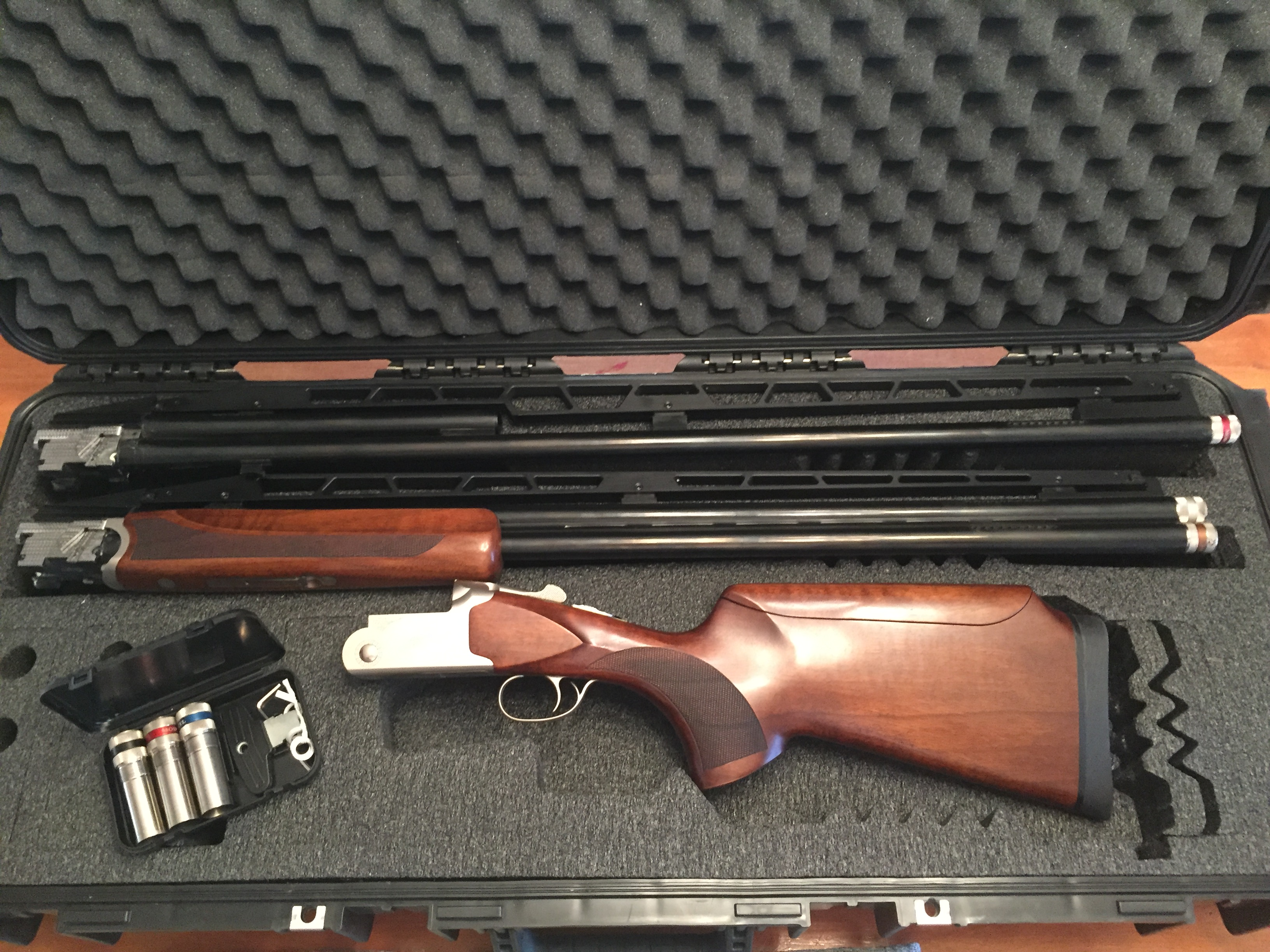 Sold - Tristar TT-15 Combo | Trap Shooters Forum