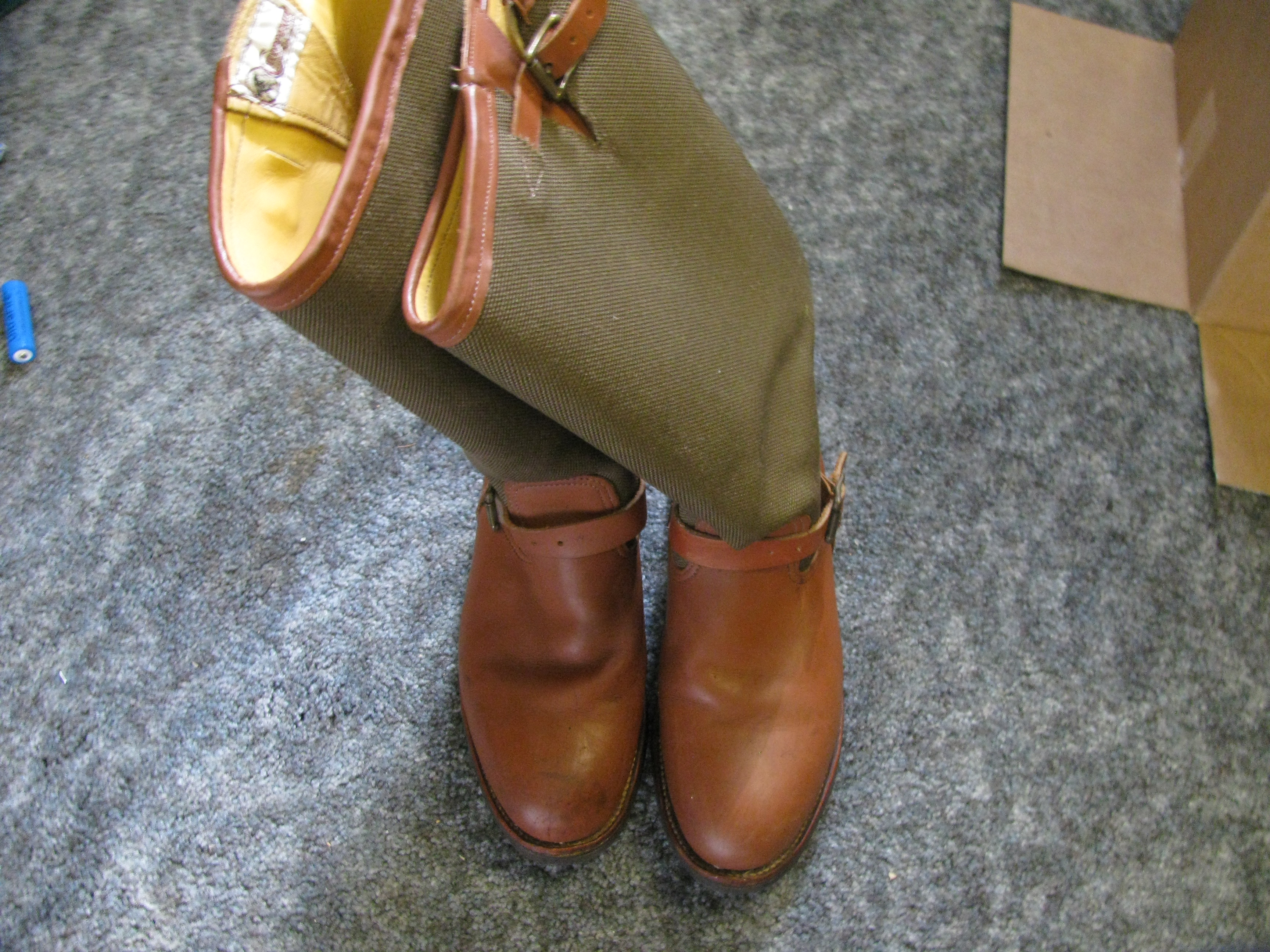 For Sale Chippewa Snake Boots Trap Shooters Forum
