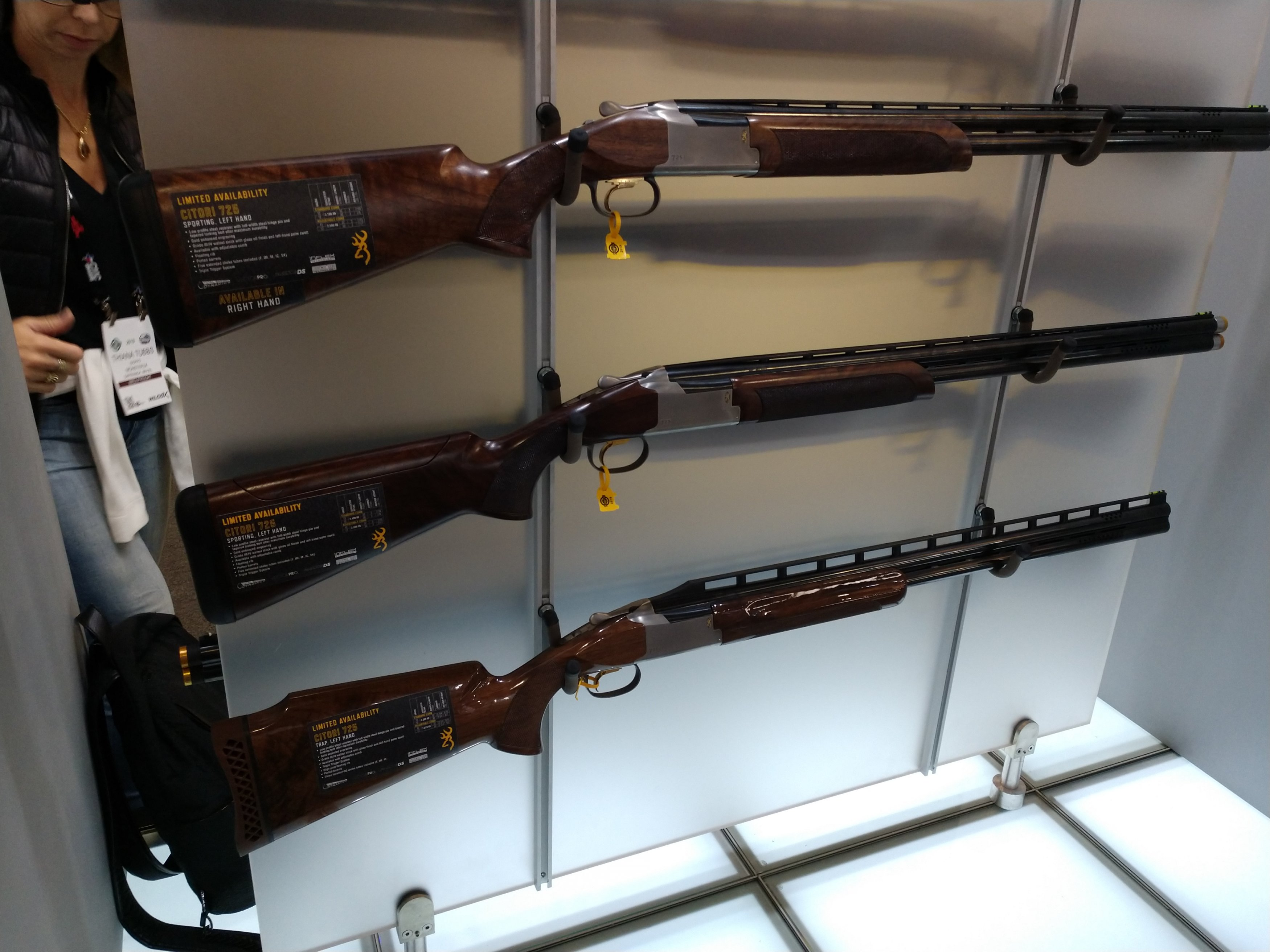 New Browning 725 Max available yet ? | Page 3 | Trap