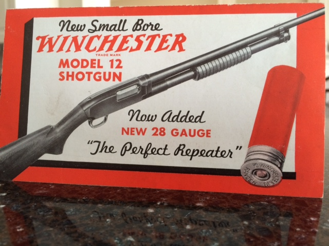 How Many Winchester Model 12 in 28ga was made? | Trap