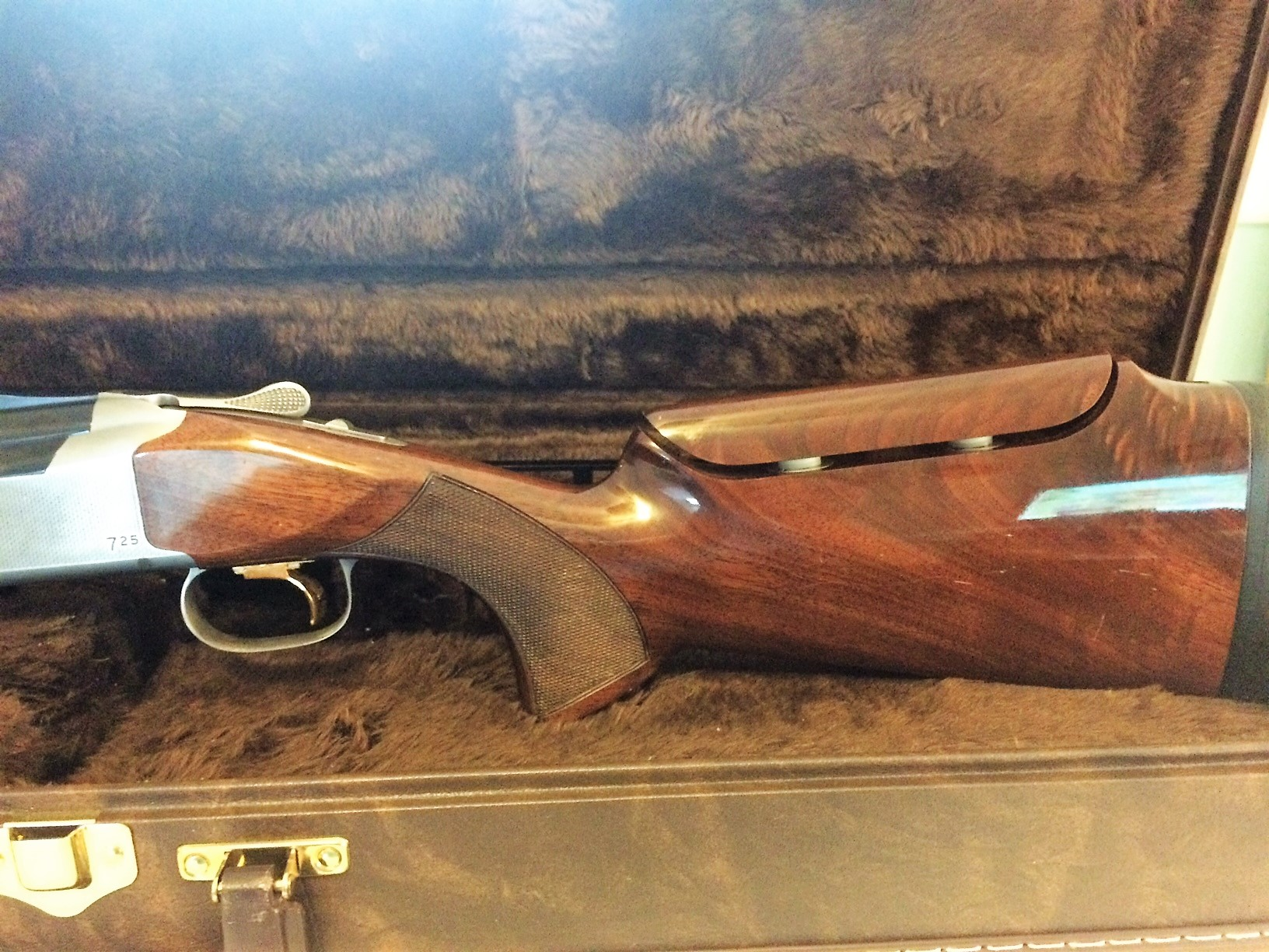 Browning 725 trap combo opinions? | Trap Shooters Forum
