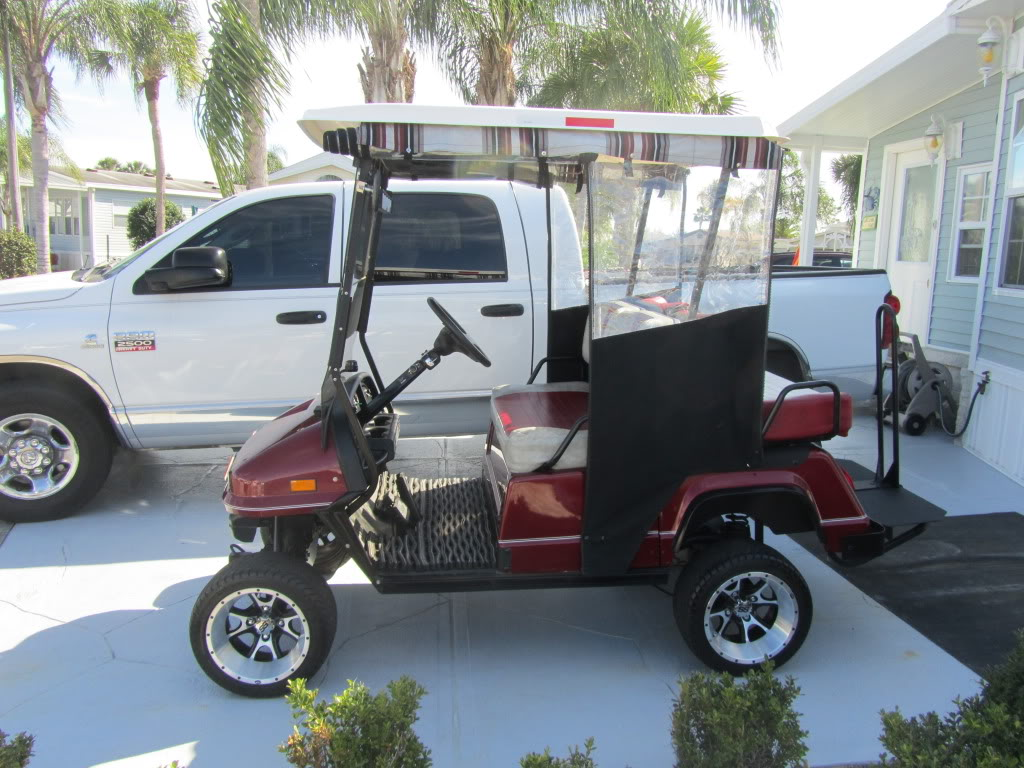 2005 Par Car Elite Golf Cart