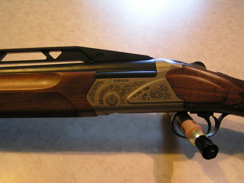 WTS fabarms axis RS12 Lowered again sold!!! | Trap Shooters