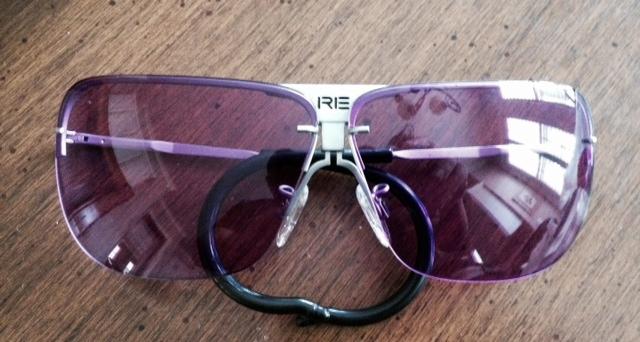 9531818565b Sold - Used Ranger XL Shooting Glasses 3 lens set