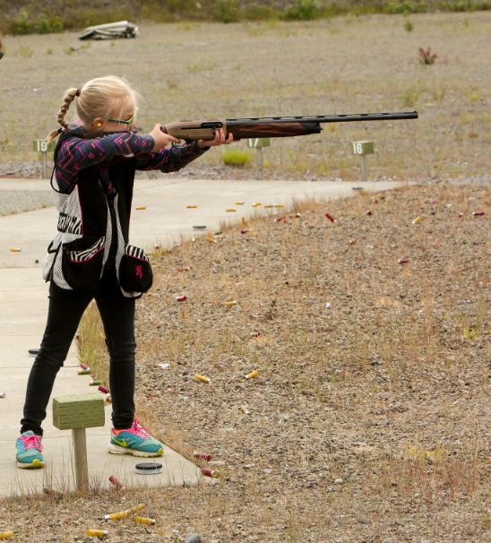 Colorado Springs Shooting Range: Leo Harrison Video & Others Free For Youth Shooters