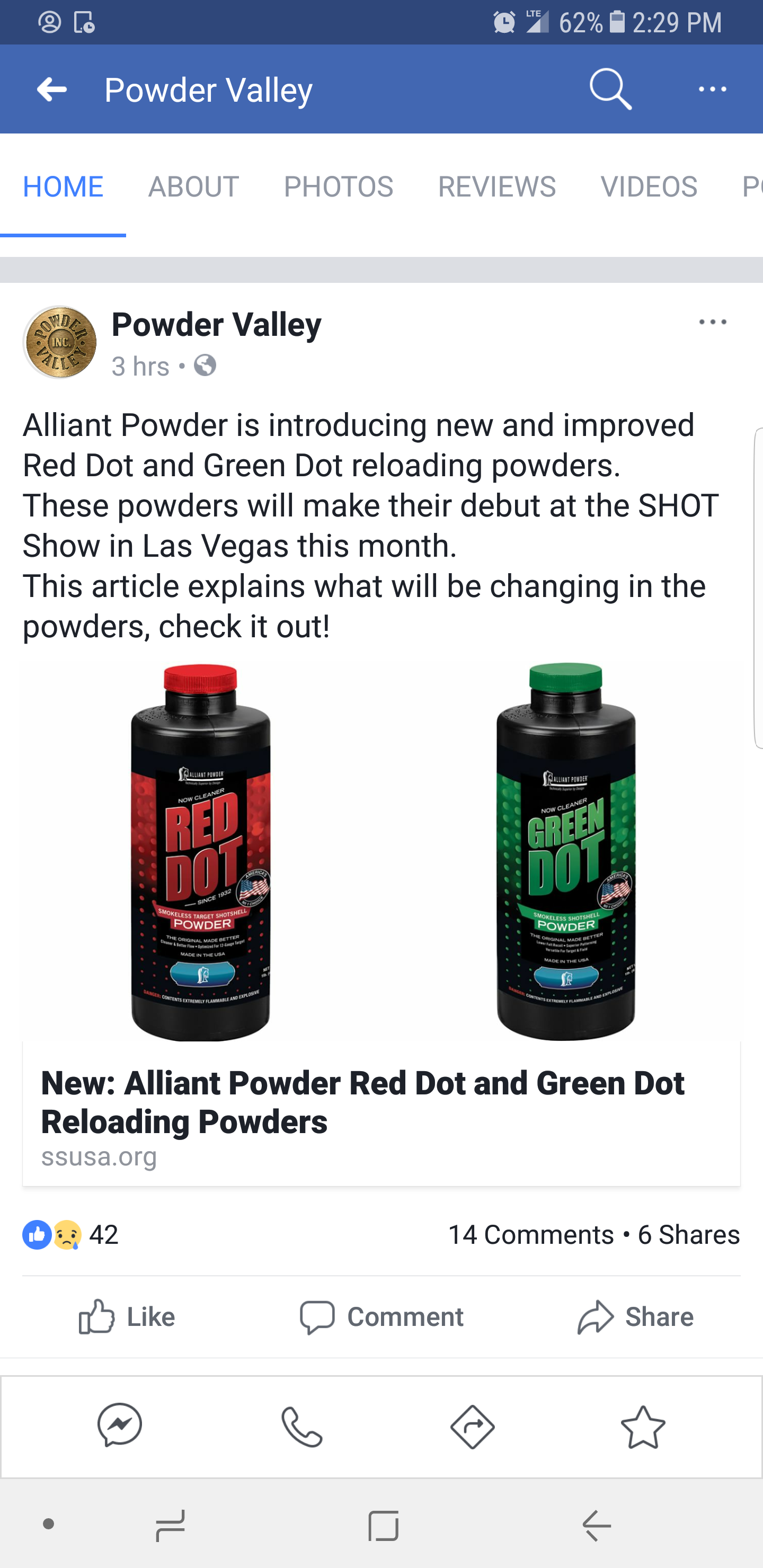 Alliant powder NEW RED & GREEN DOT | Trap Shooters Forum