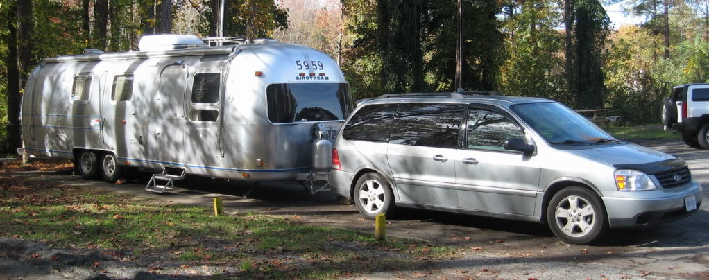 Towing A Boat With A Chrysler Van Trap Shooters Forum
